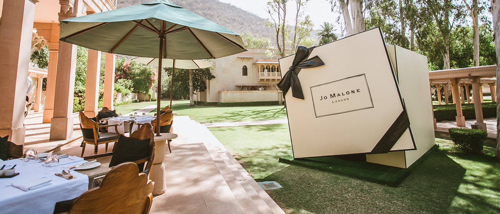 jo malone magnanimous best luxury event agency india