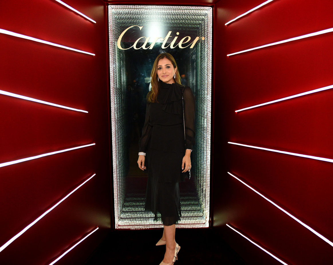 cartier best luxury event company India