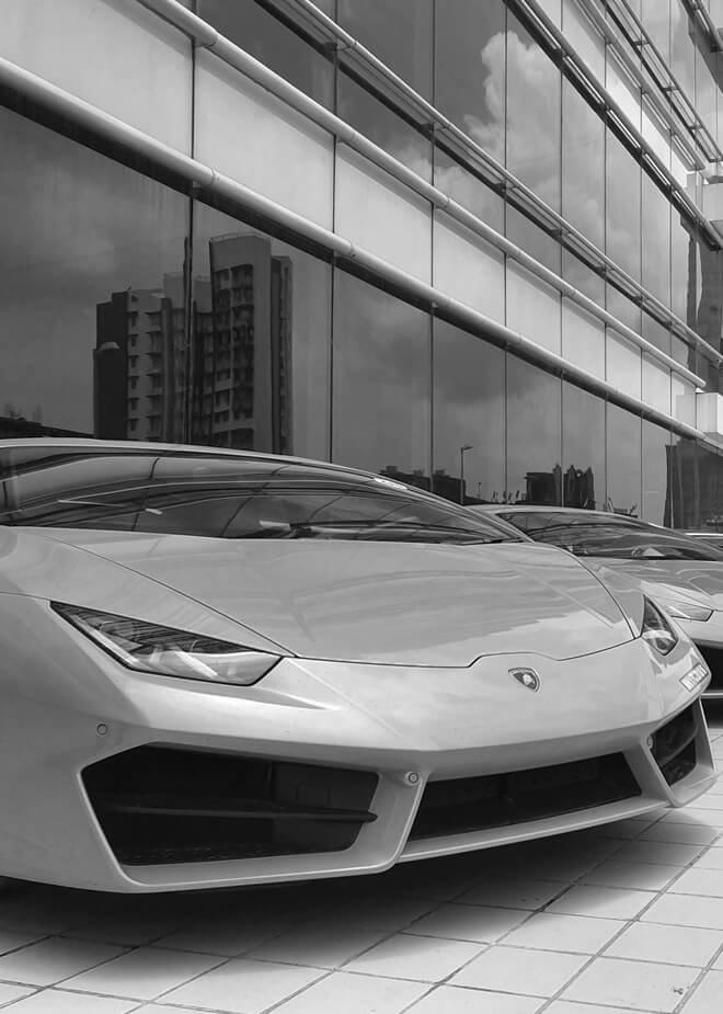 lamborghini magnanimous luxury event agency india
